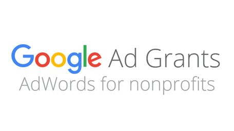 Logo Google Ad Grants