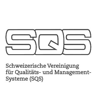 Kunde iQual Logo SQS