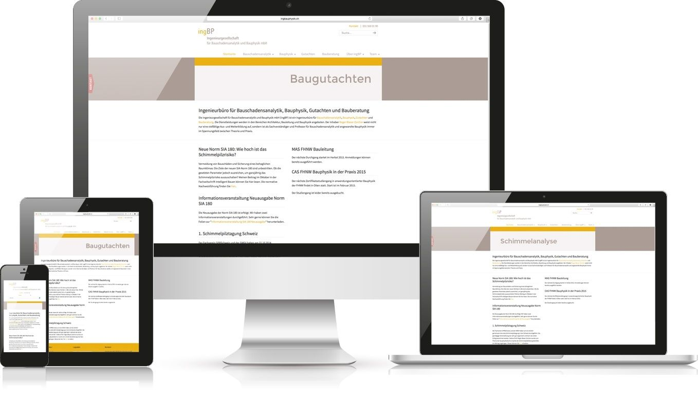 Referenz iQual Responsive Webdesign INGBP
