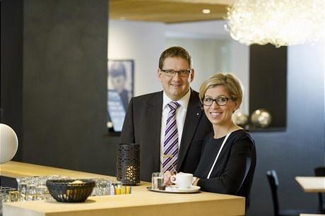 Eva & Thomas König, (ehemalige) Gastgeber Sternen Muri.