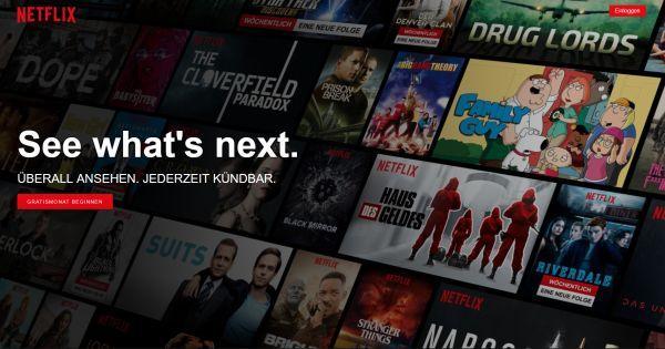 Grafik Netflix
