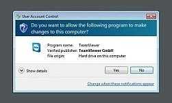 Visualisierung iqual Grafik Support Teamviewer 4