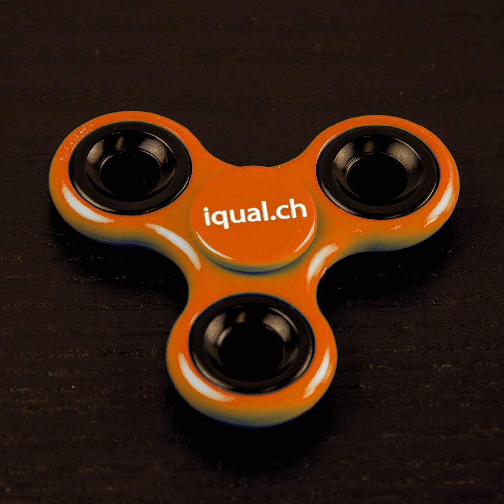 iqual Fidget Spinner