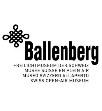 Freilichtmuseum Ballenberg Logo Referenz