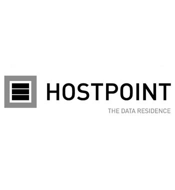 Hostpoint Logo Referenz