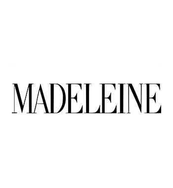 Madeleine Logo Referenz