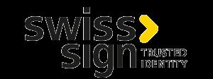 Partner iQual Logo Swisssign