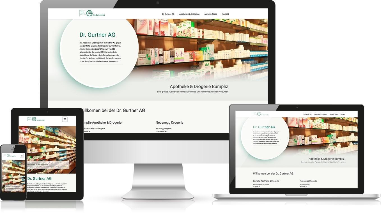Responsive Webdesign Dr. Gurtner