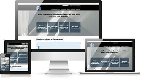 Responsive Webdesign Introgarde