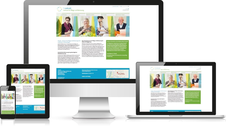 Responsive Webdesign Tharad