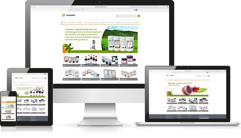 Referenz iqual Responsive Webdesign Vivoterra