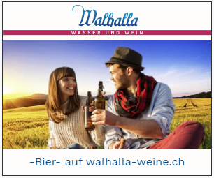 Walhalla Banner Bier