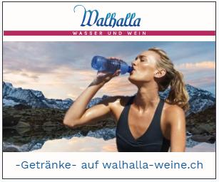 Walhalla Banner Getränke