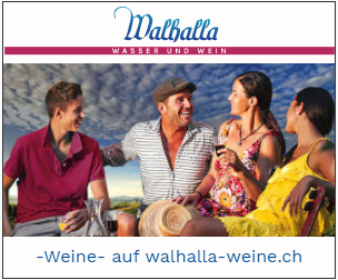 Walhalla Banner Wein