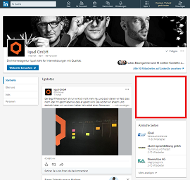 LinkedIn Display Ad