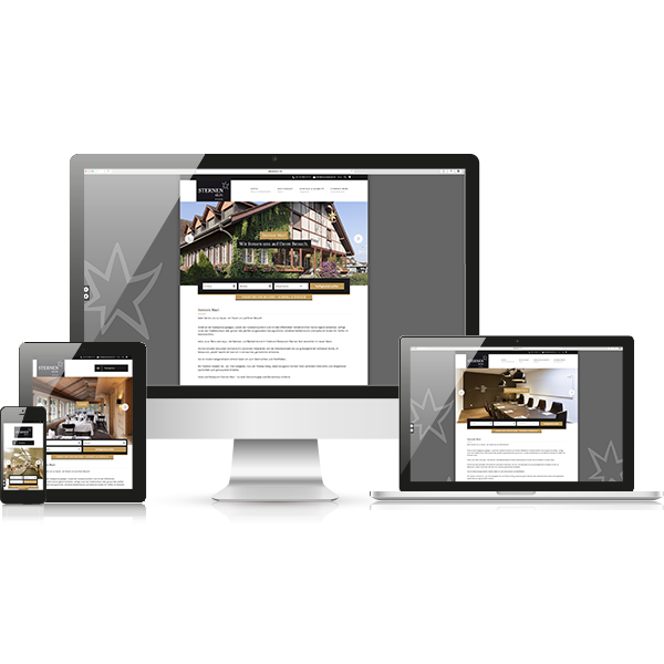 Website Sternen Muri