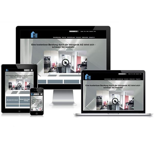 Website Introgarde