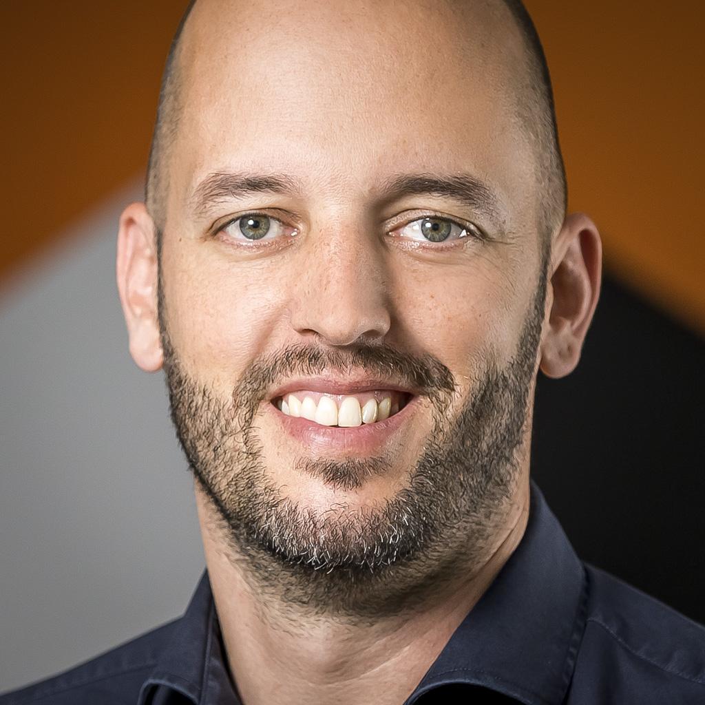 Profilbild Olivier Blattmann