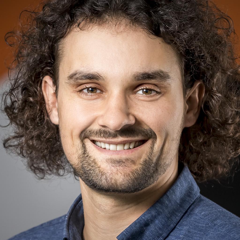 Profilbild Jascha Gertsch